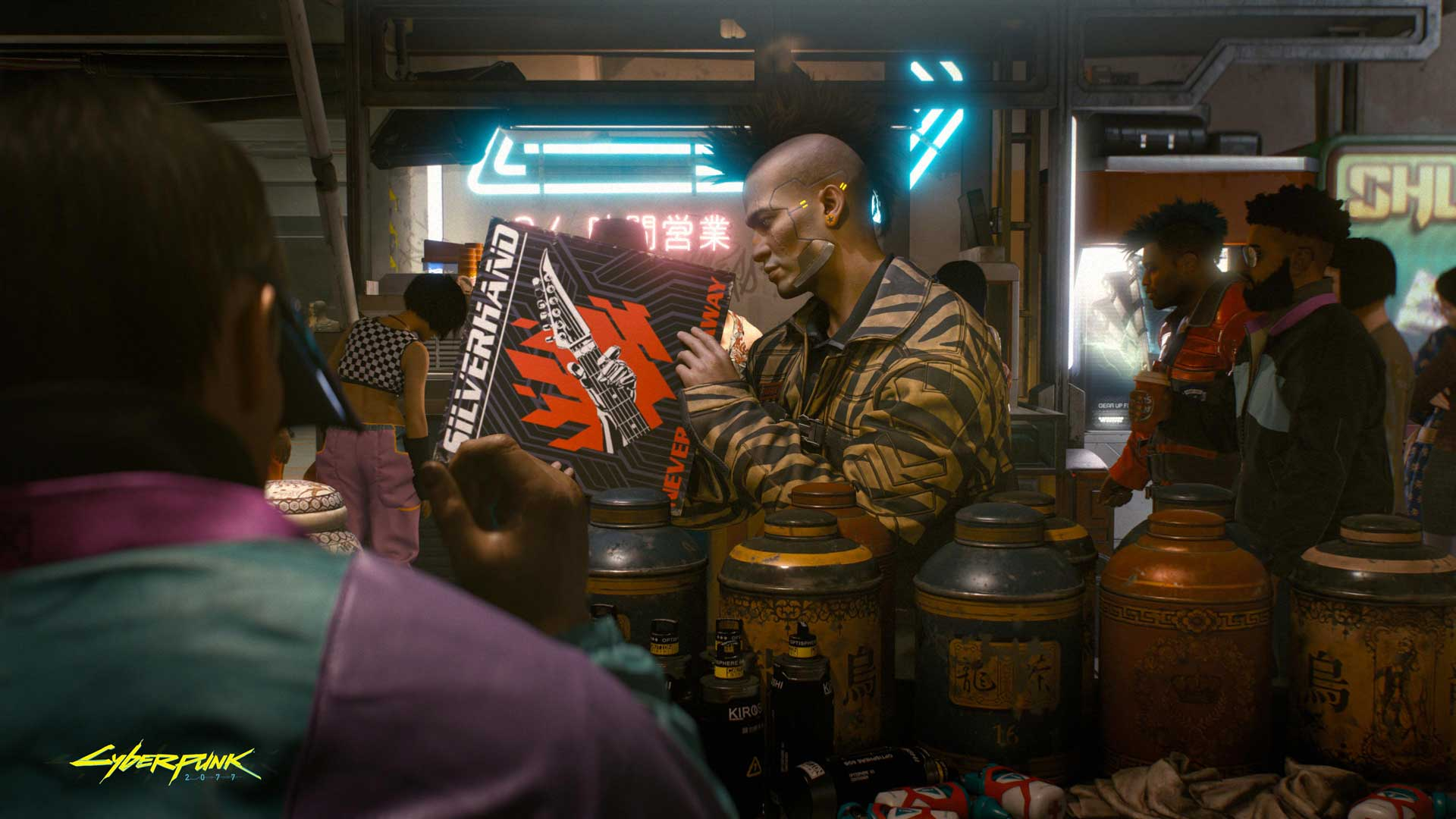 Cyberpunk 2077: 48 minutes of new gameplay