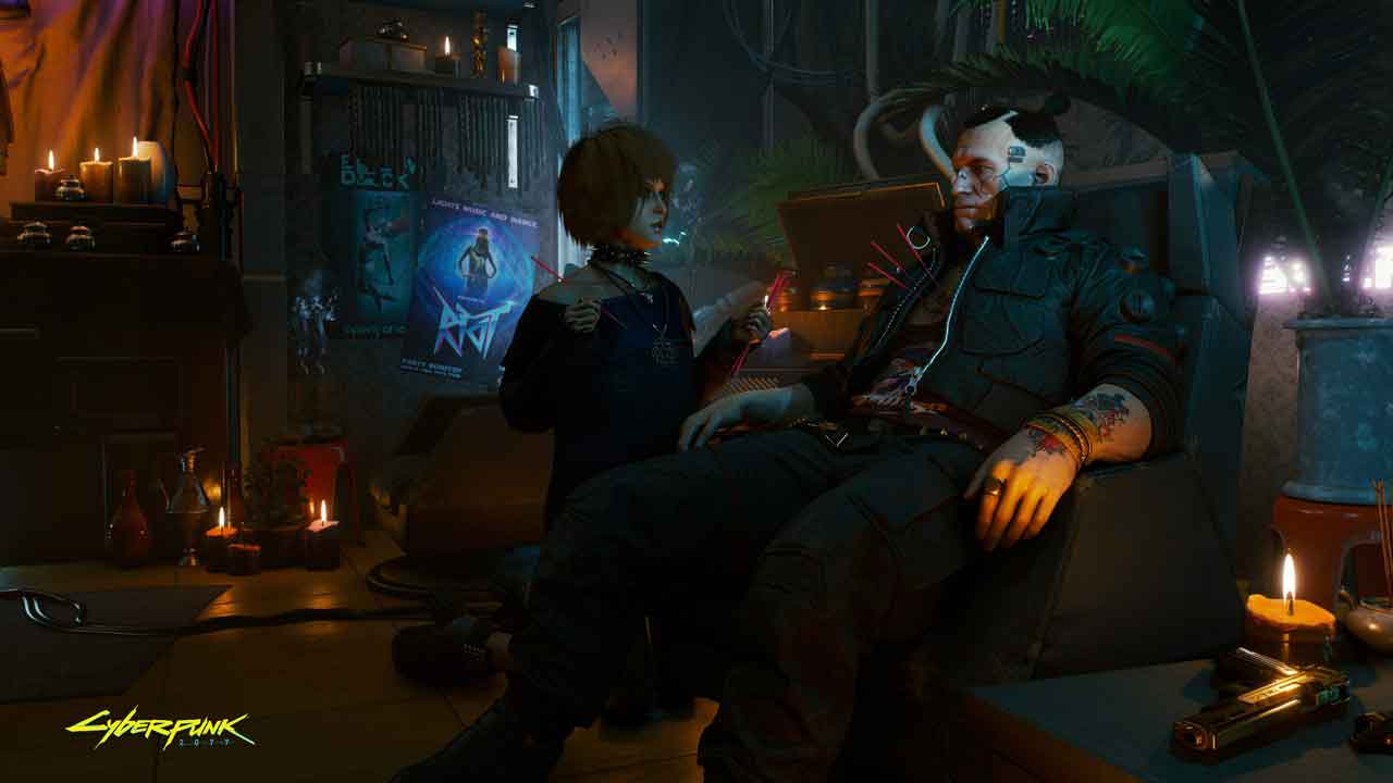 Cyberpunk 2077: Quests similar to The Witcher 3
