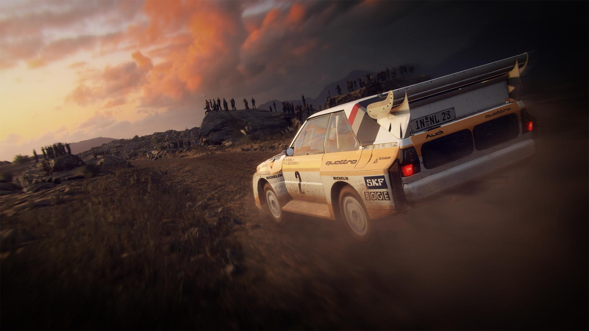 50 shades of DiRT Rally 2.0