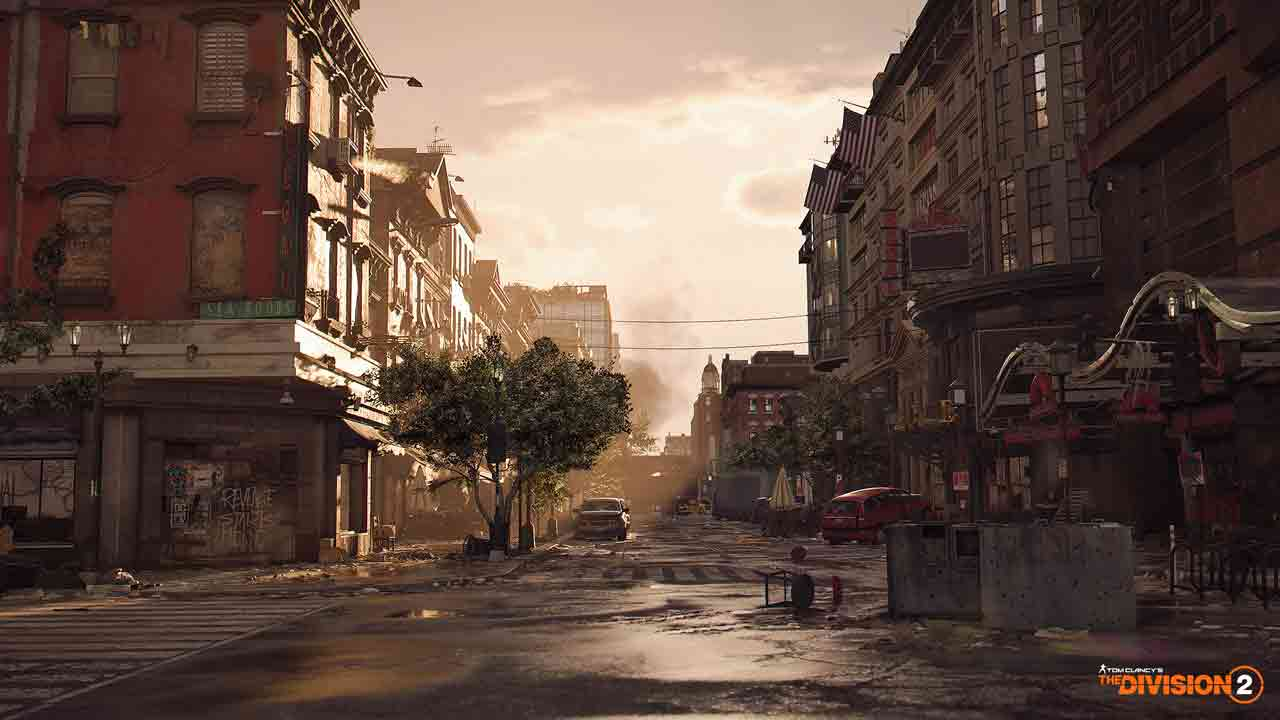 8 changes to the Dark Zone in The Division 2?