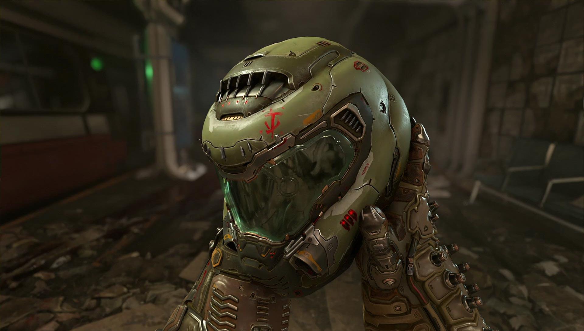Doom: Eternal - Fight the demon ruled earth
