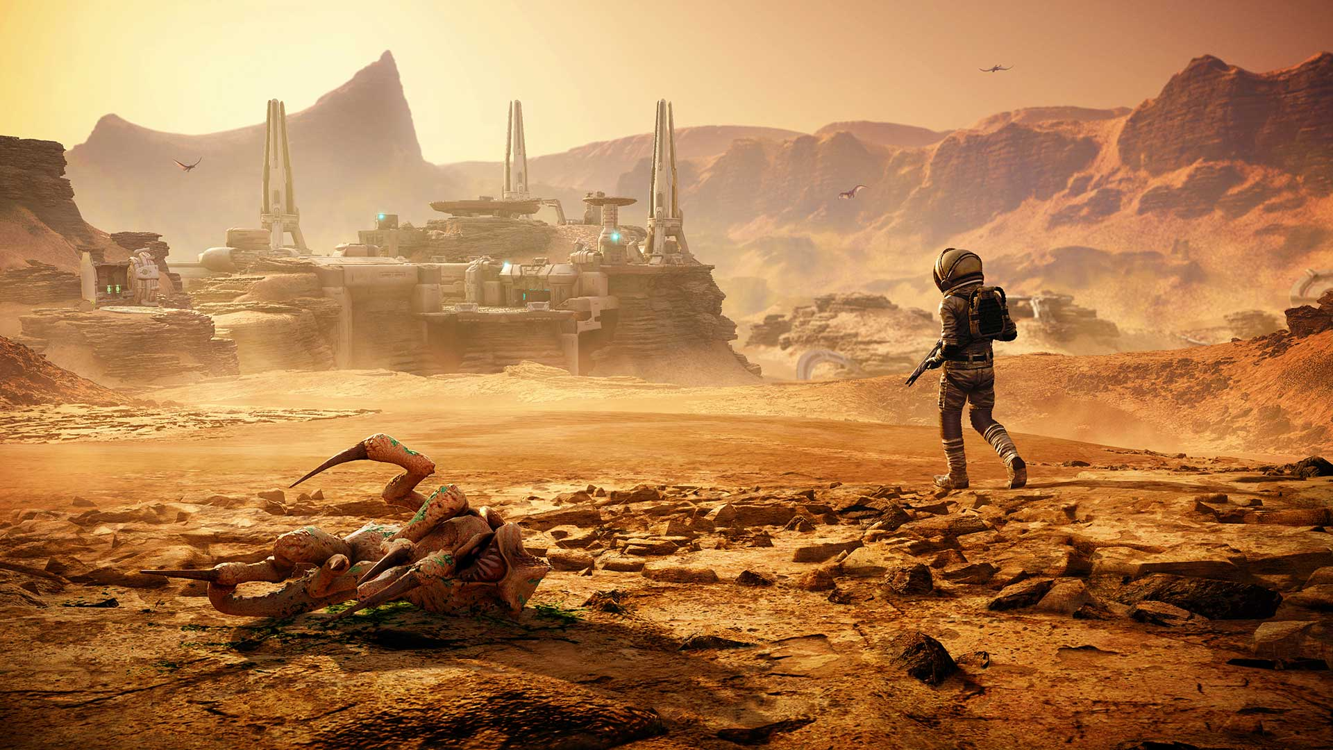 Far Cry 5: Second DLC takes place on Mars