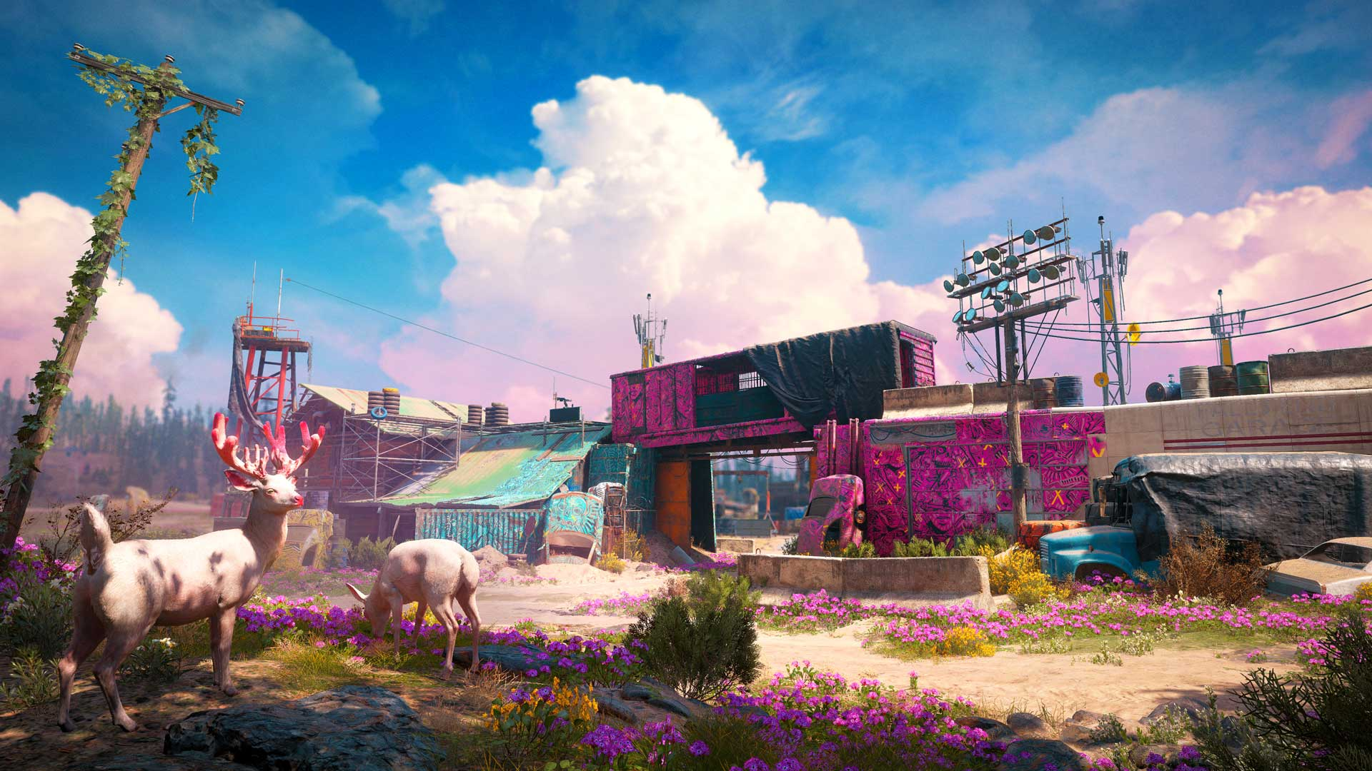 A light RPG approach for Far Cry New Dawn