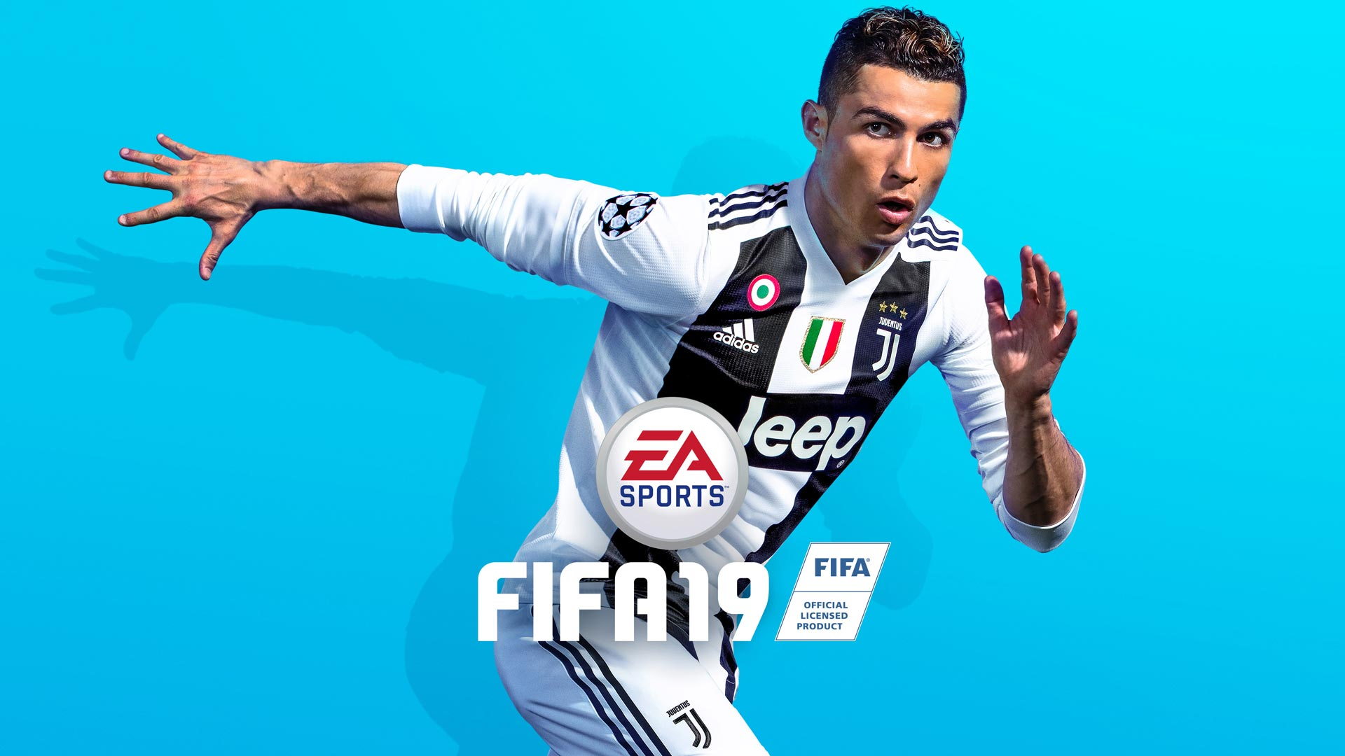 FIFA 19 removes Ronaldo from cover
