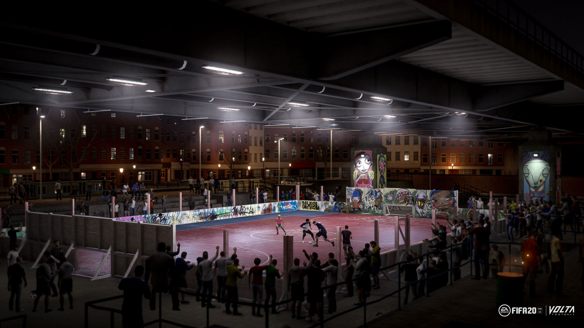 FIFA 20 Volta, the new FIFA Street?
