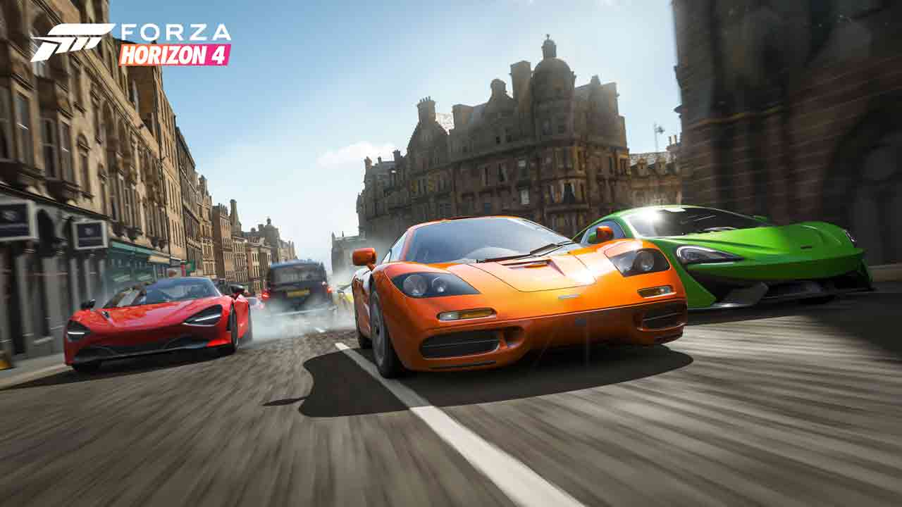 Forza Horizon 4: Not only prettier than Horizon 3