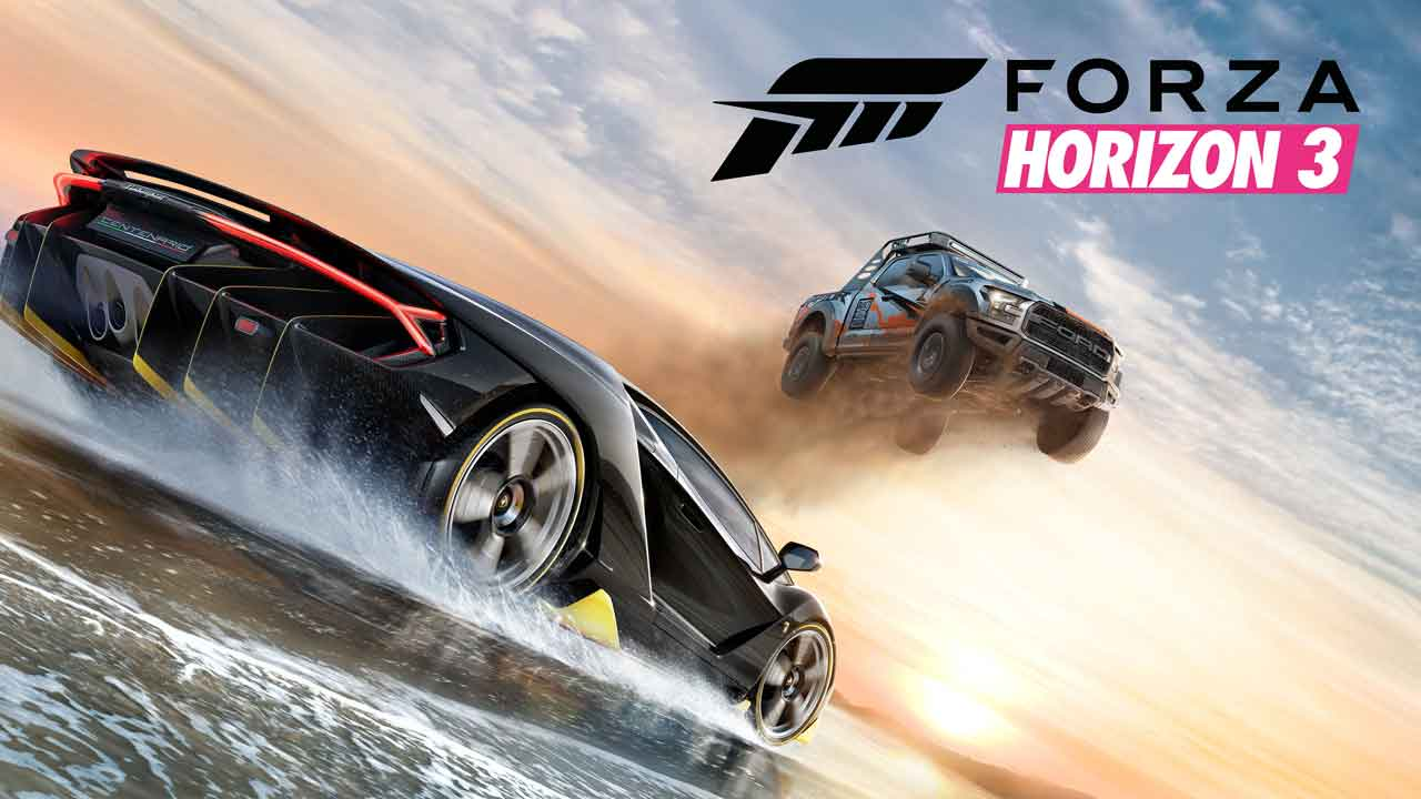 Forza Horizon 3 breaks striking milestone