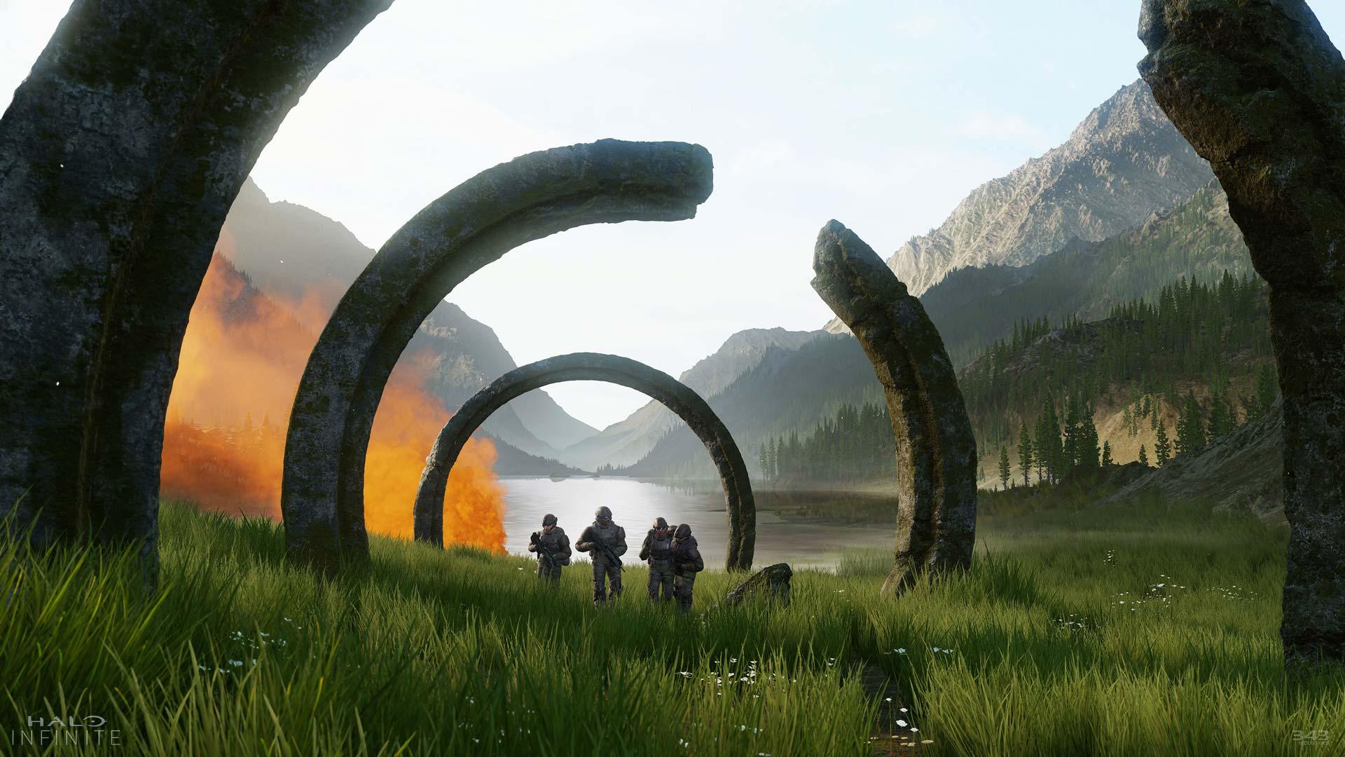Halo Infinite is Halo 6