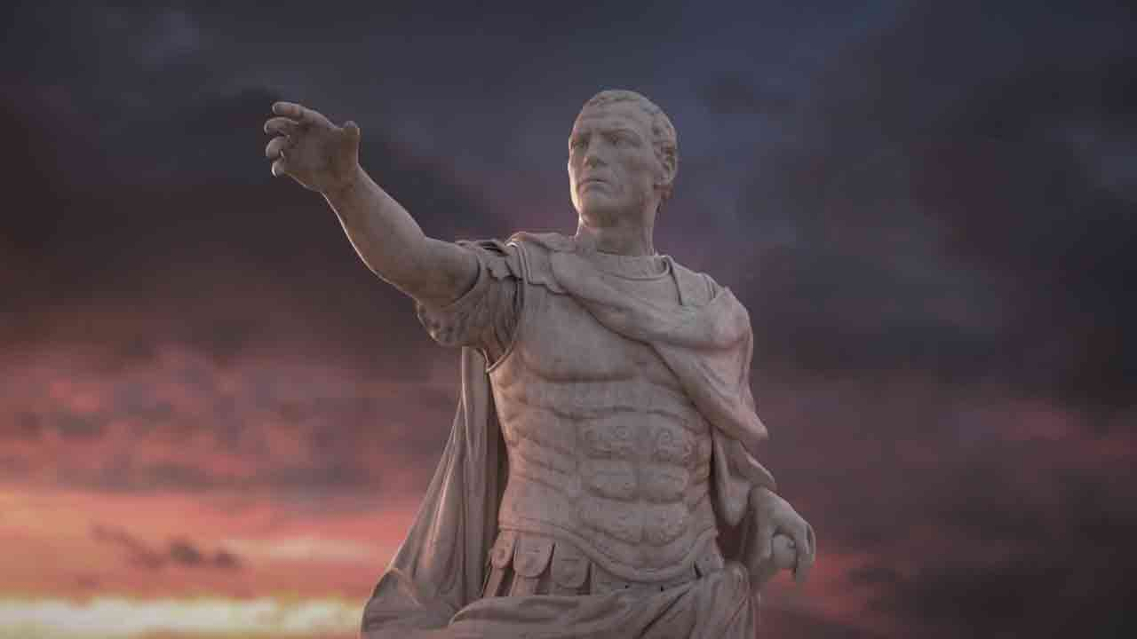 Paint the world Red in Imperator: Rome