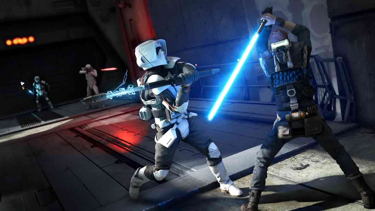 Jedi Fallen Order: Star Wars mixed with Uncharted?