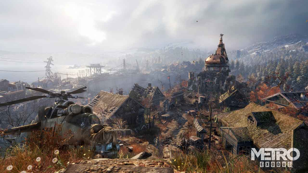 Metro: Exodus - Doubling the story length?
