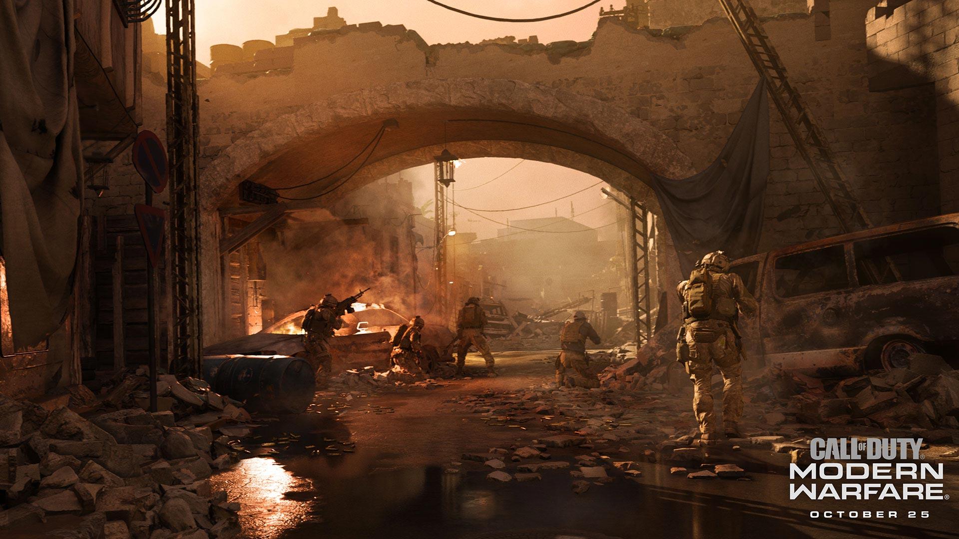 Radically different - Call of Duty: Modern Warfare