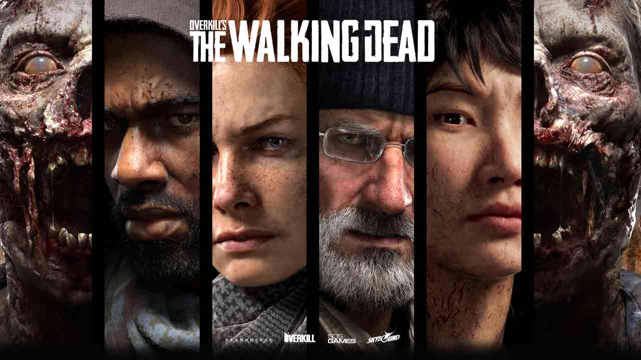 Overkill's The Walking Dead enters beta!