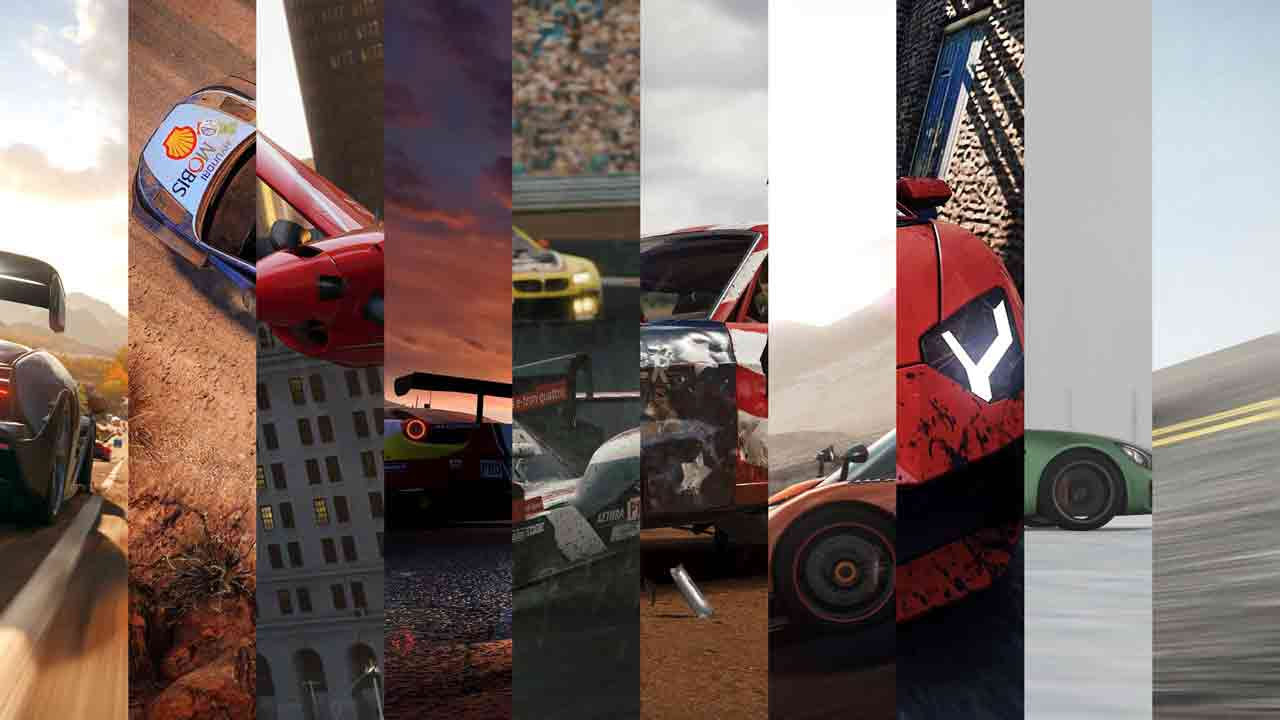 Top 10 Racing Games 2018