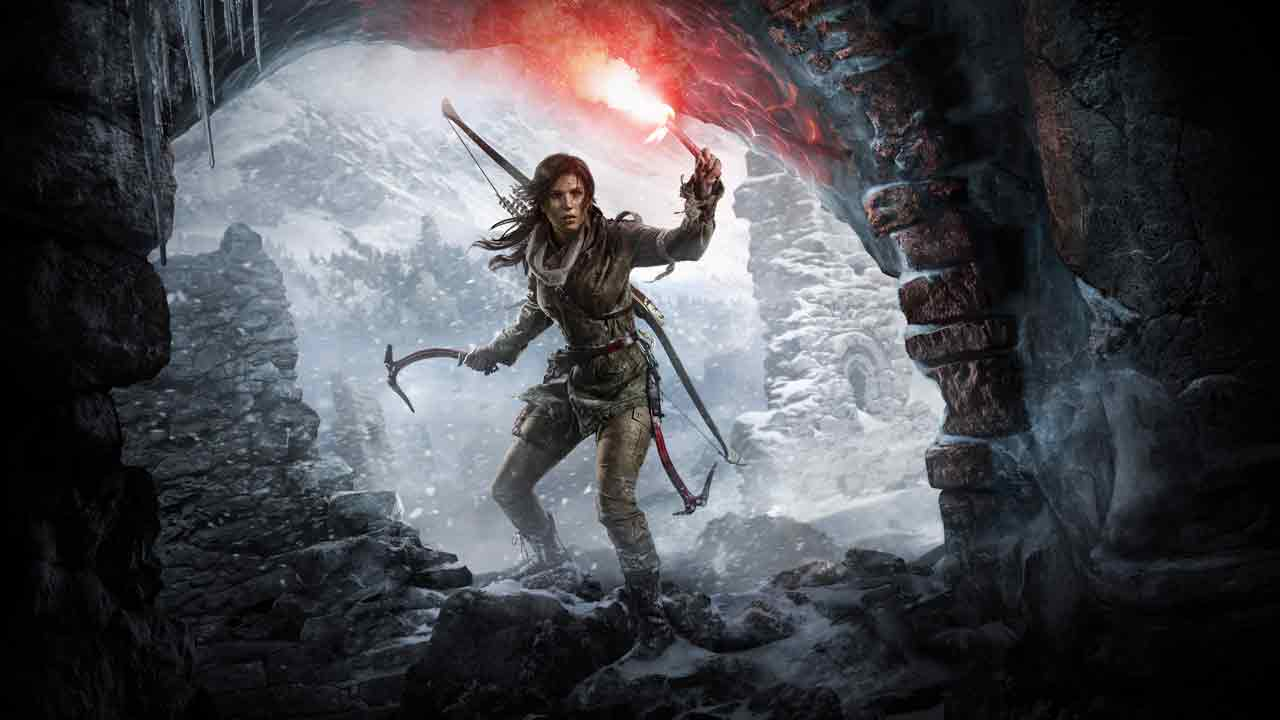 Lara Croft's darkest adventure yet?