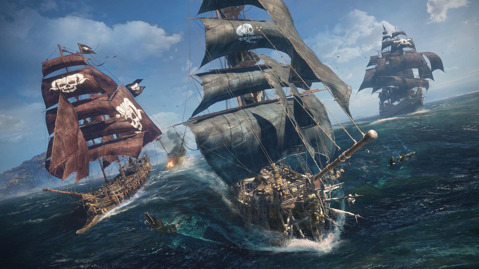 Skull & Bones: Sea battles and beta access