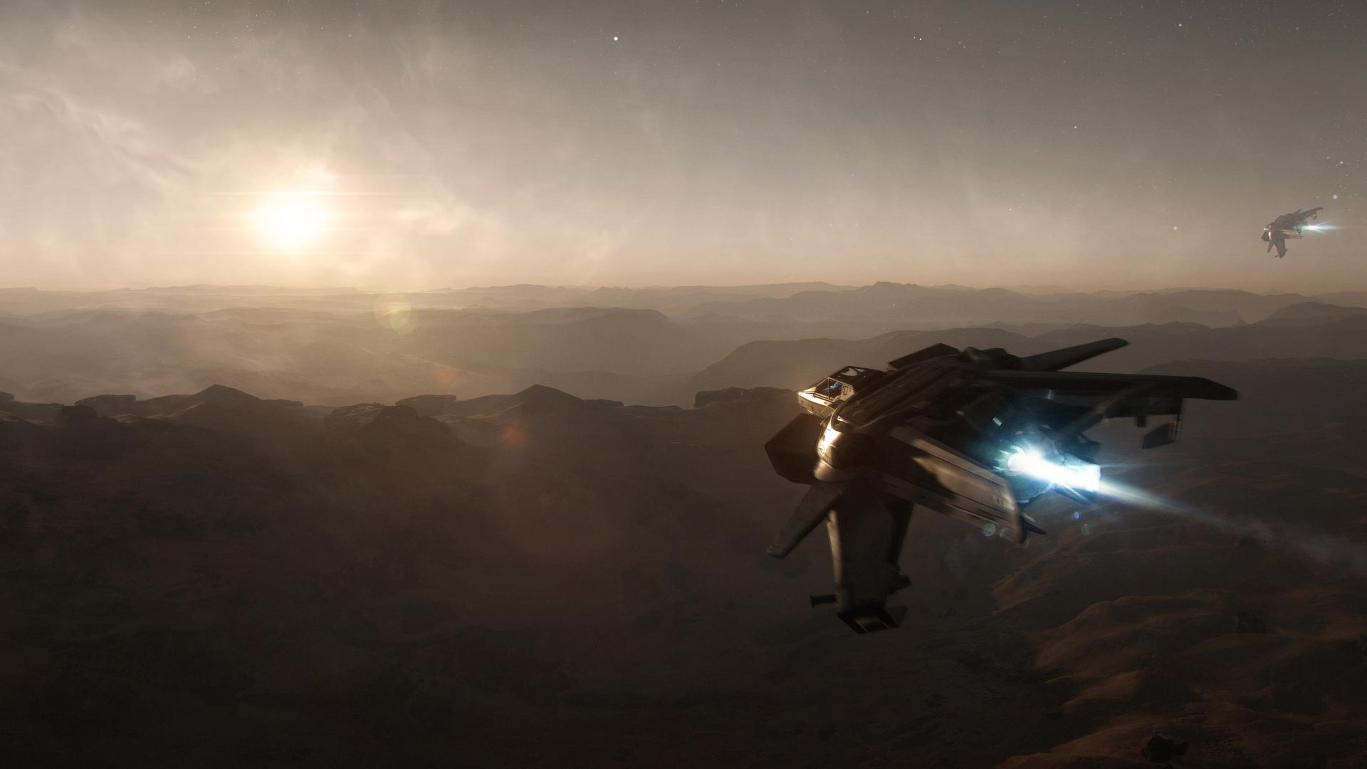 Star Citizen progress and details, new hope?