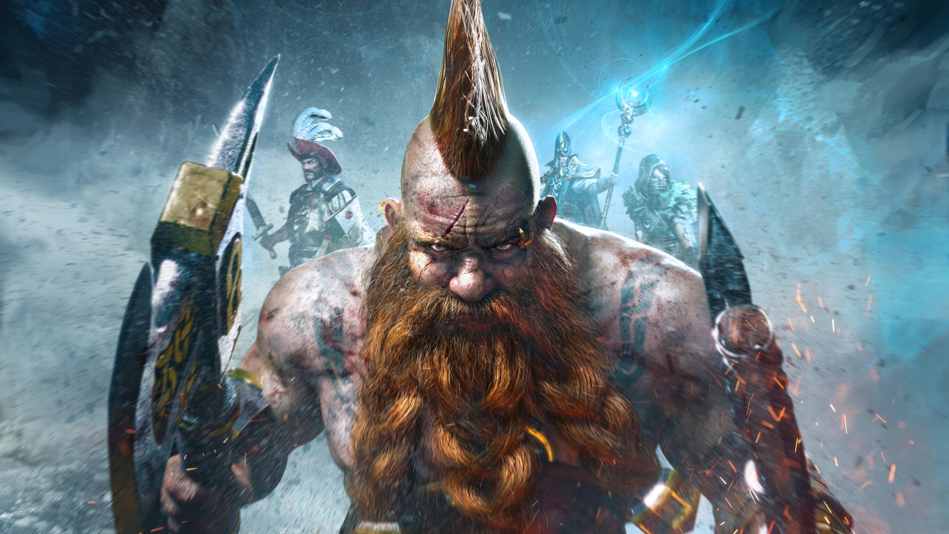 Warhammer: Chaosbane, a Diablo alternative?