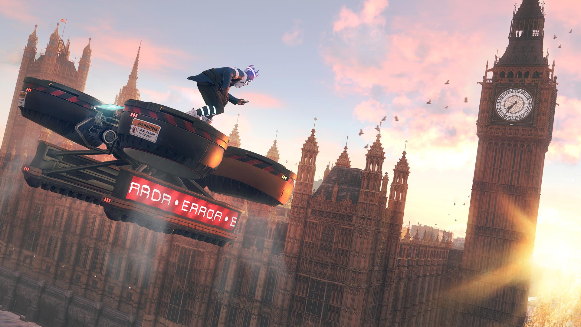 Watch Dogs Legion: One for all, all for one?