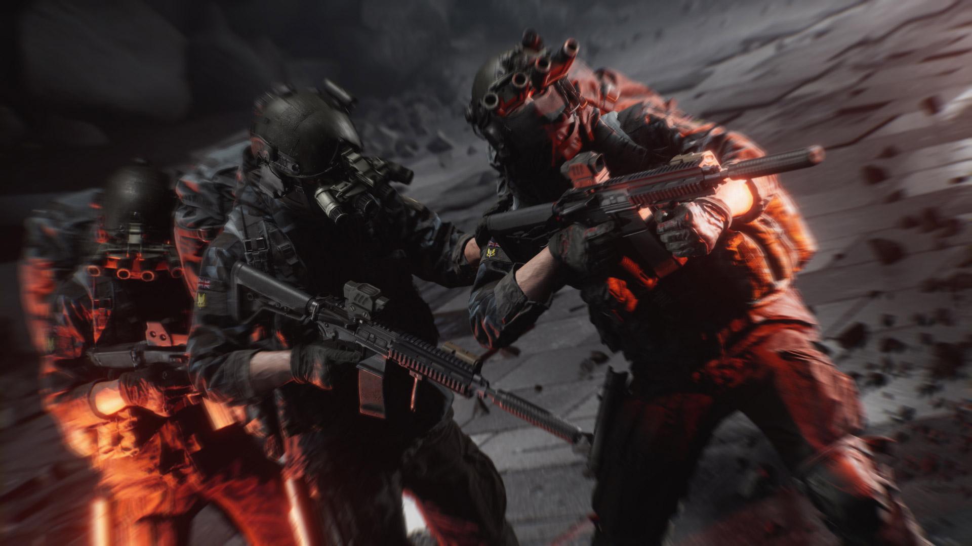 World War 3: Gamescom gameplay trailer
