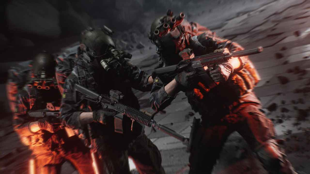 World War 3: Gamescom gameplay trailer