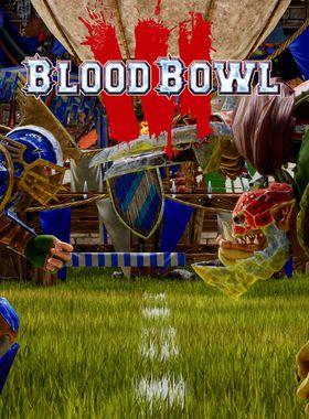 Blood Bowl 3 Key Art