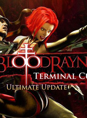 BloodRayne: Terminal Cut Key Art