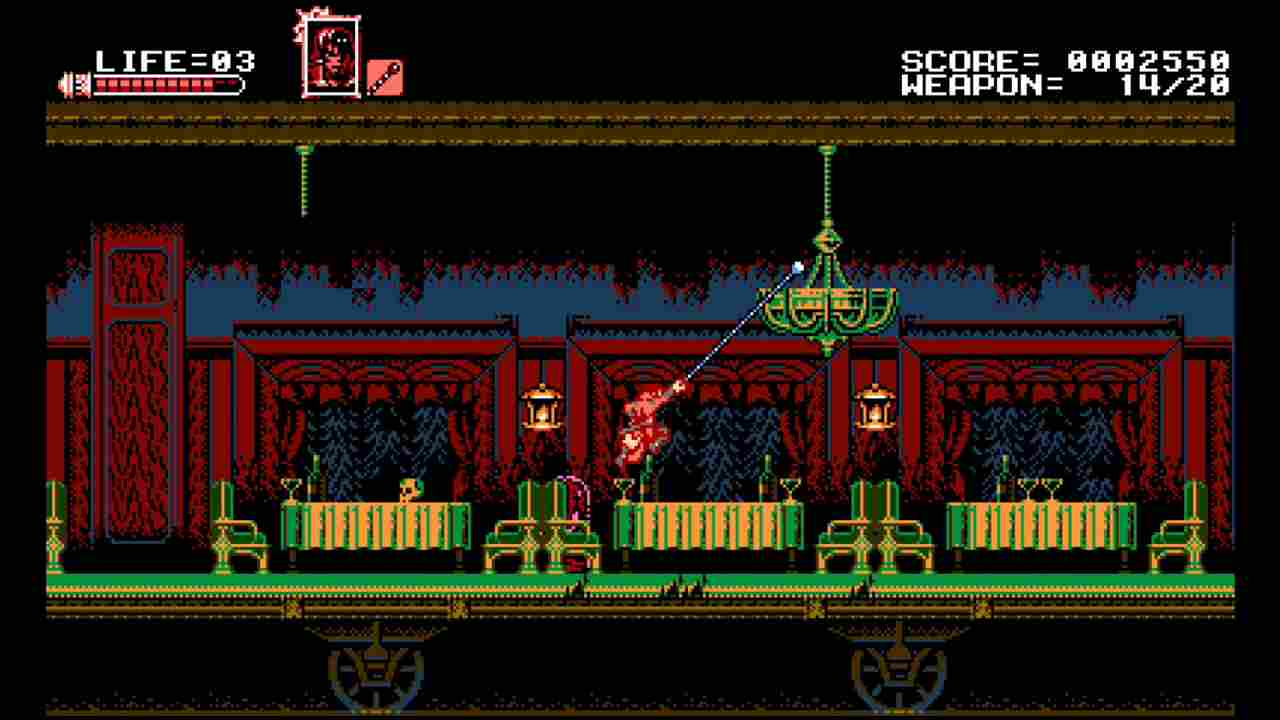 Bloodstained: Curse of the Moon Thumbnail