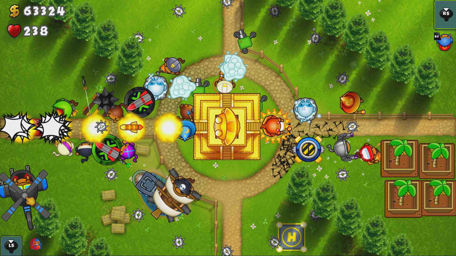 Bloons TD 5 Video