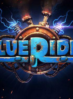 Blue Rider Key Art