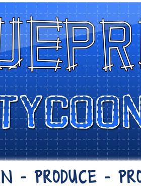 Blueprint Tycoon Key Art