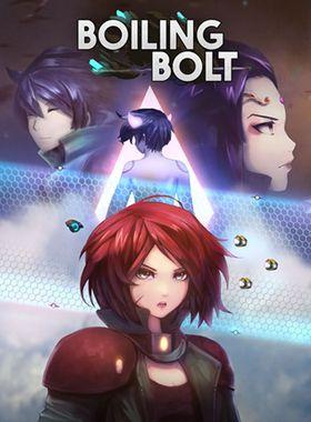 Boiling Bolt Key Art