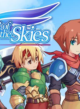 Bonds of the Skies Key Art