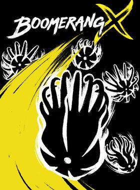 Boomerang 10 Key Art