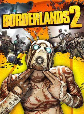 Borderlands 2 Key Art