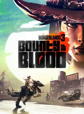 Borderlands 3: Bounty of Blood Key Art