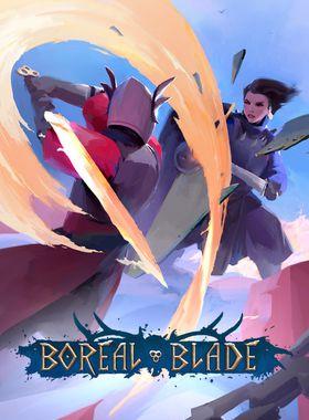 Boreal Blade Key Art
