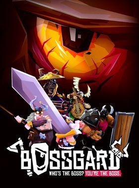 Bossgard Key Art