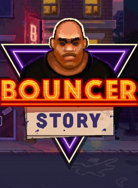Bouncer Story Key Art