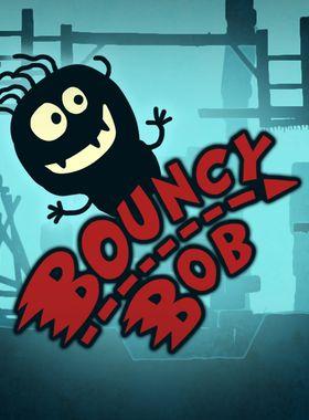 Bouncy Bob Key Art