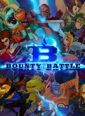Bounty Battle Key Art