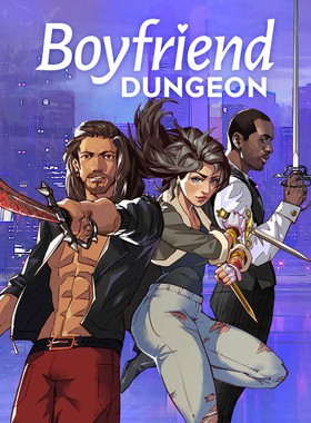 Boyfriend Dungeon Key Art
