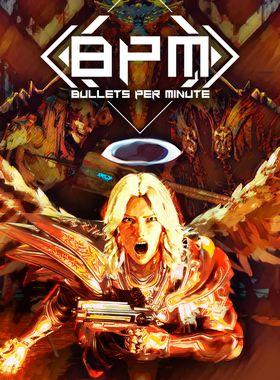 BPM: Bullets Per Minute Key Art