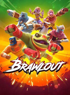 Brawlout Key Art