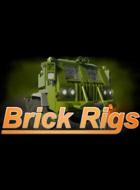 Brick Rigs Key Art