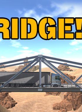 Bridge! 3 Key Art