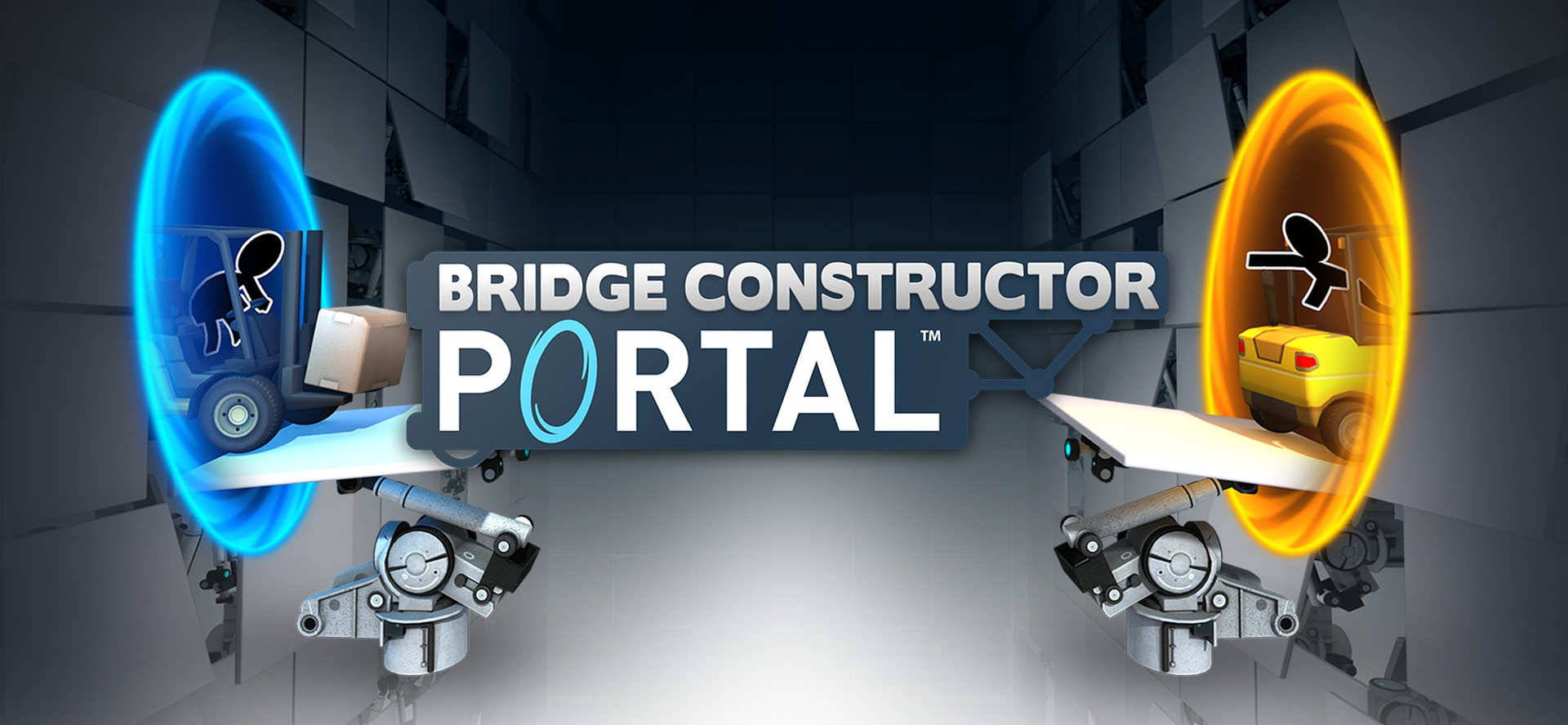 Bridge Constructor Portal Video