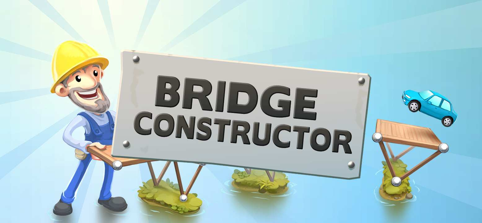 Bridge Constructor Background Image