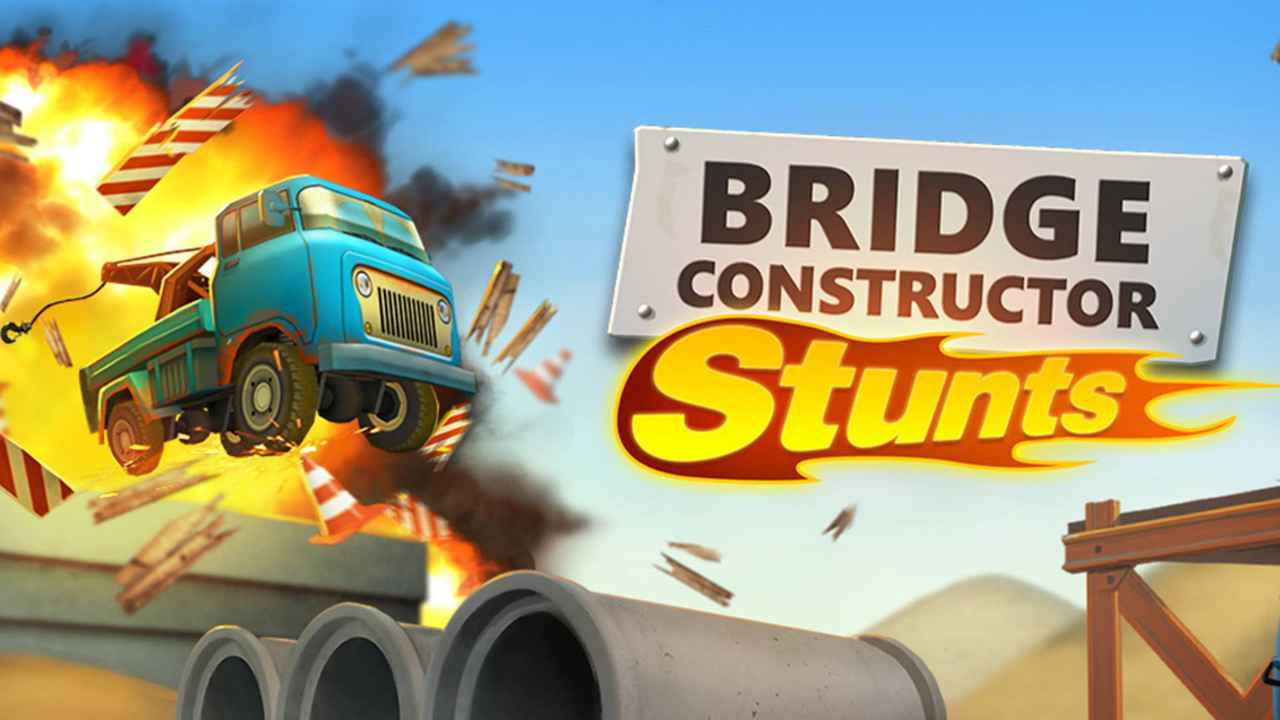 Bridge Constructor Stunts Thumbnail