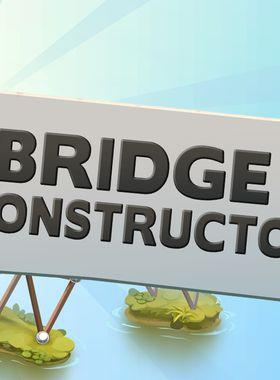 Bridge Constructor Key Art